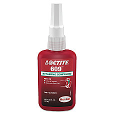 Loctite 609 Retaining Compound 50 ml