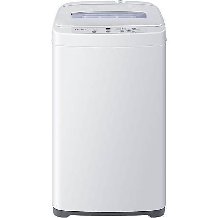 Haier Top-Load Compact Clothes Washer