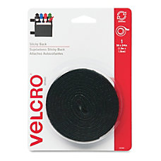 VELCRO Brand STICKY BACK Tape Roll