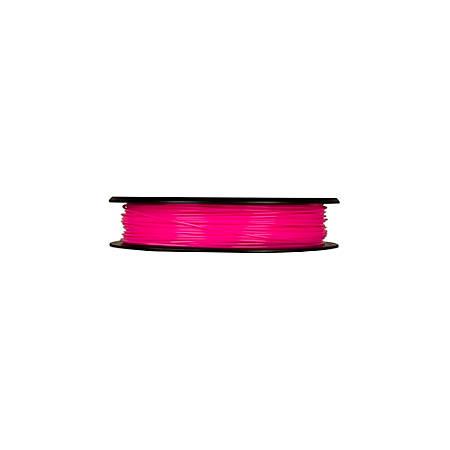 MakerBot PLA Filament Spool, MP06049, Small, Neon Pink, 1.75 mm