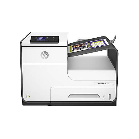 HP PageWide Pro 452dw Wireless Color Inkjet Printer