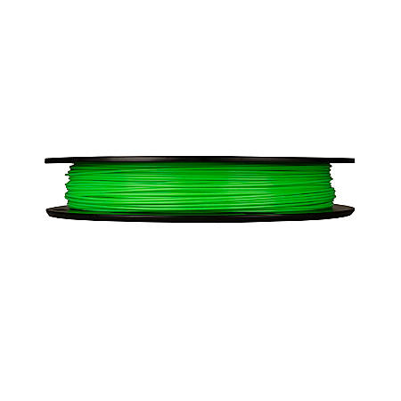 MakerBot PLA Filament Spool, MP06052, Large, Neon Green, 1.75 mm