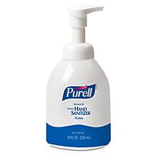 Purell Instant Hand Sanitizer Foam 18