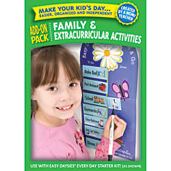 Creative Teaching Press Easy Daysies Add