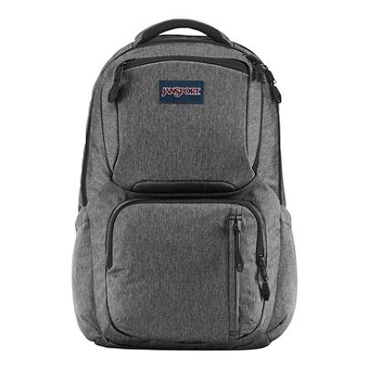 Jansport Nova Backpack With 15 Laptop Pocket Blackwhite Herringbone By Office Depot Officemax