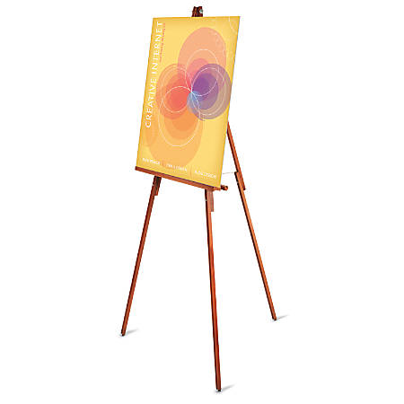 Office Depot® Brand Wood Display Easel