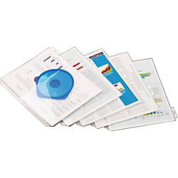 Cardinal Poly Ring Binder Pockets 113