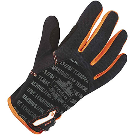 812 L Black Standard Utility Gloves