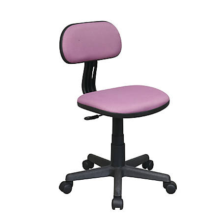 Office Star™ Student Task Chair, Purple