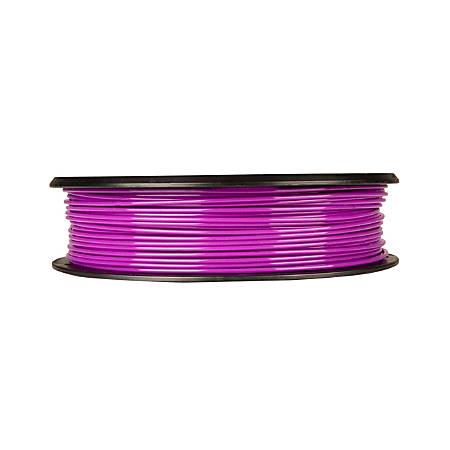 MakerBot PLA Filament Spool, MP05788, Small, True Purple, 1.75 mm