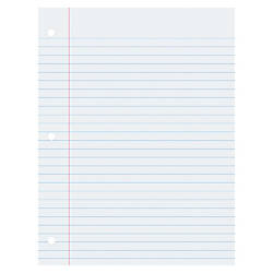Pacon Wide Ruled Filler Paper 200