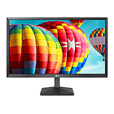 LG 27 FHD IPS LED Monitor