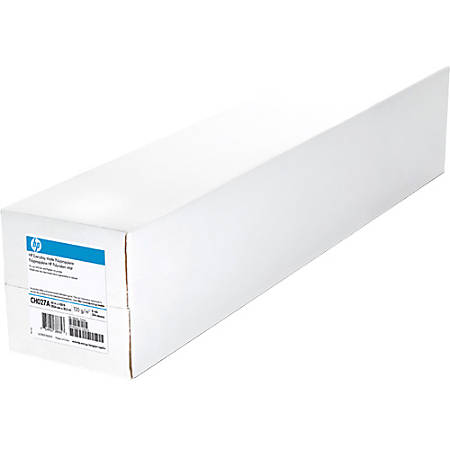 "HP Everyday Matte Polypropylene Film, 60"" x 100'"
