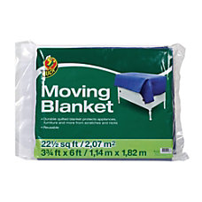 Duck Moving Blanket 3 34 x