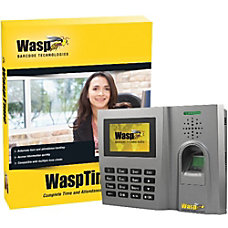 Wasp Biometric Time and Attendance System