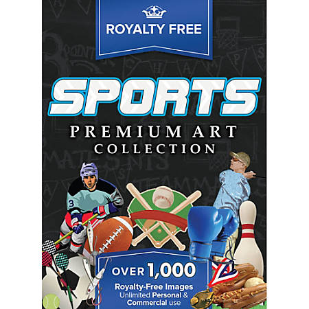 Royalty Free Premium Sports Images for PC