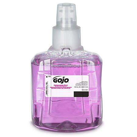 GOJO® Plum Antibacterial Foam Handwash, 40.58 Oz, Pack Of 2