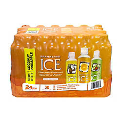 Sparkling ICE Tropical Sparkling Water 17