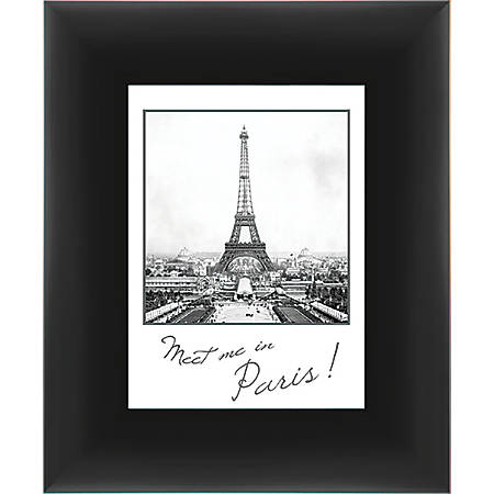 PTM Images Expressions Framed Wall Art In Paris 11 H x 9 W Black by ...