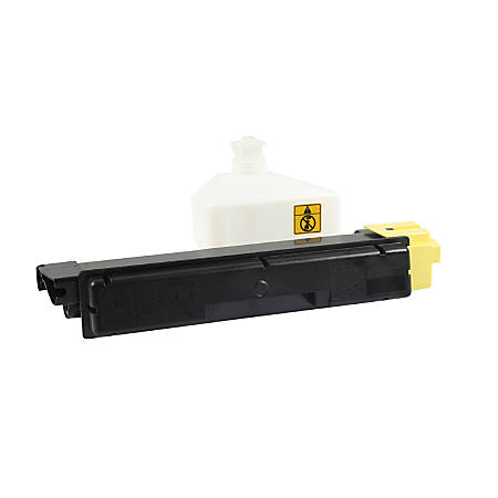 Clover Imaging Group Remanufactured Toner Cartridge, Yellow, 200807 (Kyocera® TK-592Y)