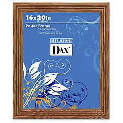dax stepped profile 16x20 poster frame 16 x 20 frame size rectangle