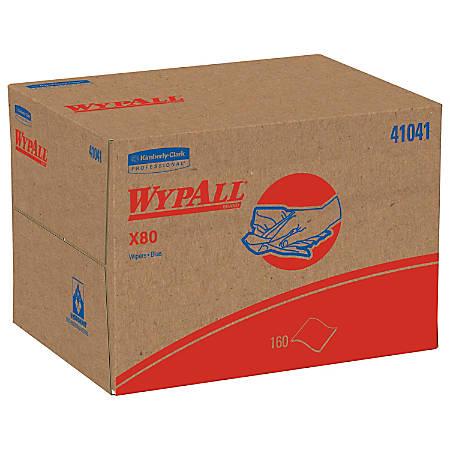 Kimberly-Clark Professional™ Wipers Wypall™ X80 Brag™ Box , Box Of 160