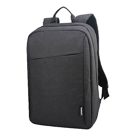 """Lenovo® Casual B210 Backpack With 15.6"""" Laptop Pocket, Black"""