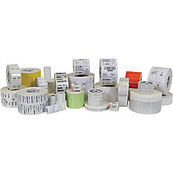 Zebra Label Paper E62116 2 14