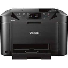 Canon MAXIFY Wireless Color Inkjet Multifunction