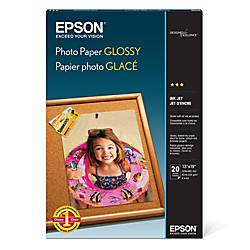 Epson Glossy Photo Paper 13 x