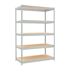 Hirsh Industries 1500 Series Steel Shelving