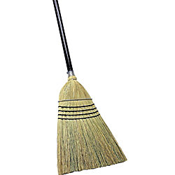 Quickie Heavy Duty Corn Broom By Office Depot Amp Officemax