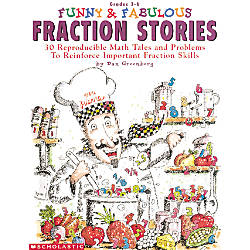 Scholastic Funny Fab Fraction Stories