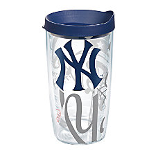Tervis Genuine MLB Tumbler With Lid