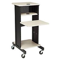 Oklahoma Sound Presentation Cart 40 12