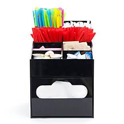 Mind Reader 8 Compartment Condiment Organizer