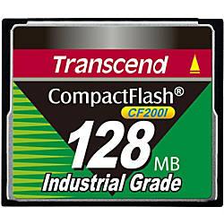 Transcend CF200I 128 MB CompactFlash
