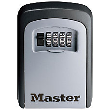 Master Lock Locking Combination 5 Key