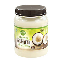 Wellsley Farm Organic Coconut Oil Refined