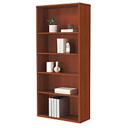 HON 10700 Series Laminate 5 Shelf