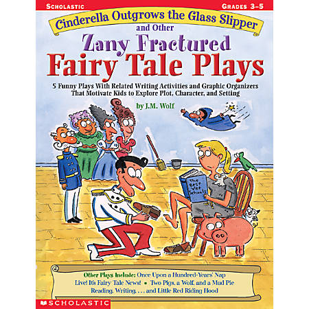 Scholastic Fractured Fairy Tales — Play