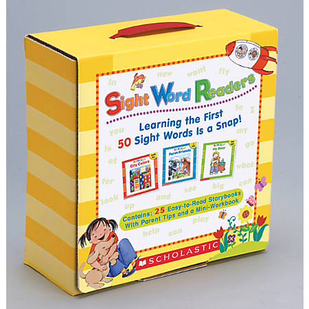 Scholastic Sight Word Readers — Parent
