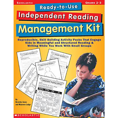 Scholastic Independent Reading Management Kit — Grade 2-3