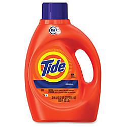 Tide Liquid Laundry Detergent Liquid 078
