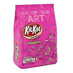 Kit Kat Miniatures Pink 17 Oz