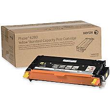 Xerox 106R01390 Yellow Toner Cartridge
