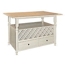 Powell Lund Counter Table 36 x
