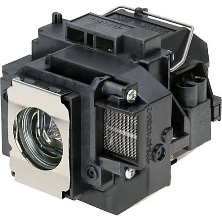 """eReplacements ELPLP58, V13H010L58 - Replacement Lamp for Epson - 200 W Projector Lamp - UHE - 2000 Hour, 4000 Hour, 5000 Hour Economy Mode"""""""