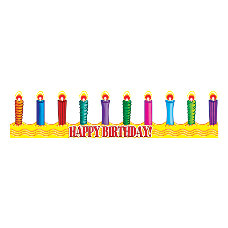Scholastic Happy Birthday Crowns Pack Of
