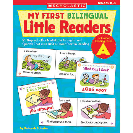 Scholastic Bilingual Little Readers — Level A